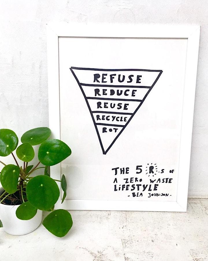 Afbeelding van Zero Waste Basics: de 5-daagse e-course naar jouw afvalvrij leven