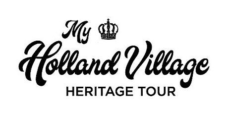 My Holland Village Heritage Tour [English] (15 August 2020) tickets