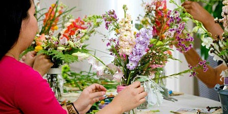 Flower Arranging workshop with Mercedes tickets