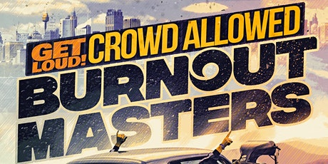 Burnout Masters SPECTATOR TICKETS tickets