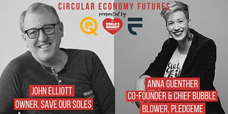 Circular Economy Futures - Doing It Together tickets
