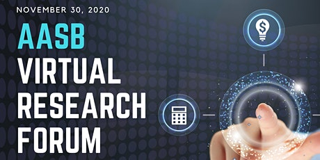 AASB Virtual Research Forum 2020 tickets