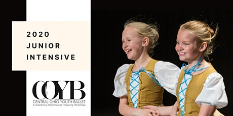Central Ohio Youth Ballet Junior  Ballet Intensive for Dancers 10 and Under tickets