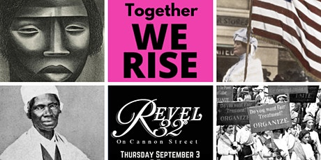 Together WE RISE tickets