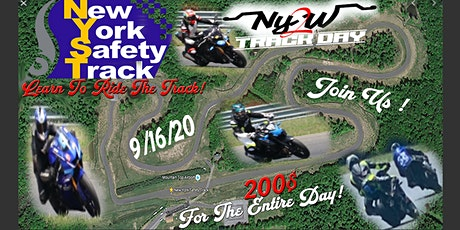 New York 2 Wheelers Track Day tickets