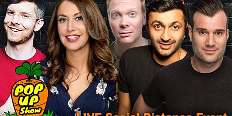 LIVE Outdoor Social Distance Comedy Show!  Rachel Feinstein and more! tickets