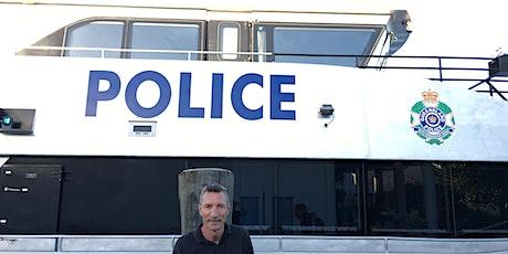 Retirement of Detective Inspector David Scott tickets