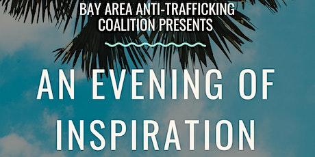An Evening of Inspiration tickets