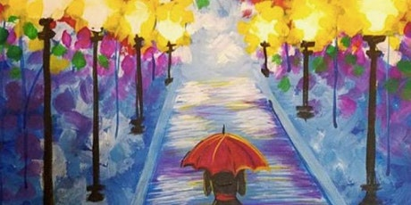 Paint Night in Canberra tickets