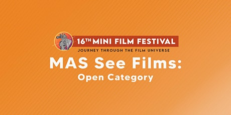 16thMFF: Open Category Nominated Films Online Screening tickets