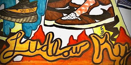 Ludlow Sneaker Bazaar & Record Fair tickets