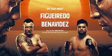 UFC Fight Night : Figueiredo vs Benavidez 2 @ Your Mothers House tickets