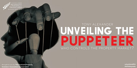 Unveiling the puppeteer - Who controls the property market? tickets