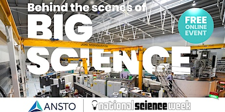 Behind the Scenes of Big Science tickets