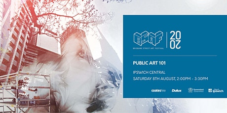 Public Art 101 - Saturday tickets