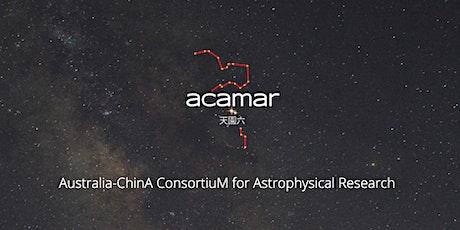 ACAMAR Virtual Workshop tickets