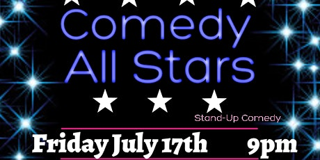 Montreal Comedy Show ( Stand-Up Comedy ) Comedy All Stars tickets