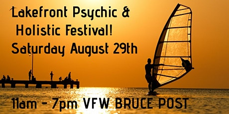 Rock Your World Lakefront Outdoor Psychic & Holistic Festival! tickets