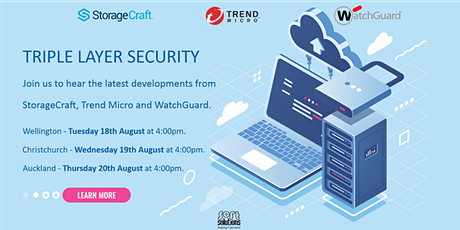 Triple Layer Security - Auckland tickets