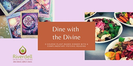 Dine with the Divine tickets