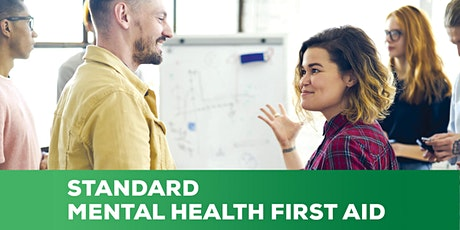 Mental Health First Aid Training (Accredited) tickets