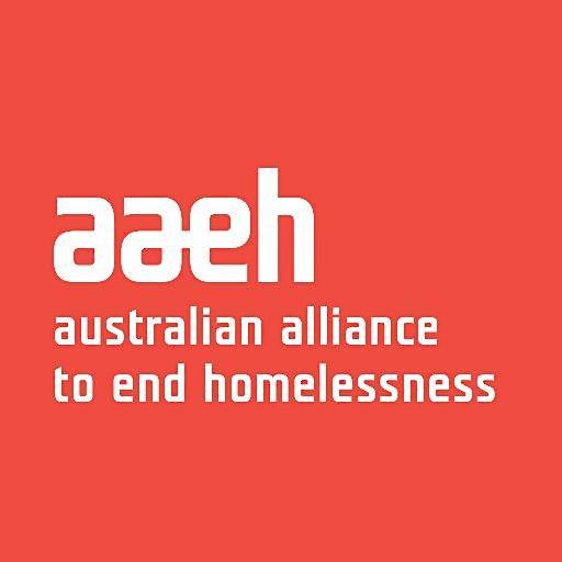 The Australian Alliance to End Homelessness (AAEH) logo