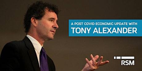 Tony Alexander: Post Covid economic update tickets