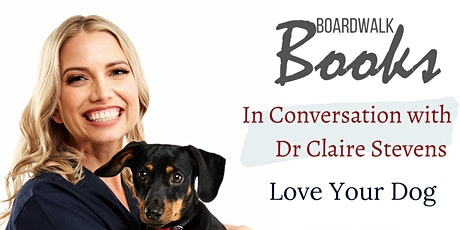 Author event: In Converstation with Dr Claire Stevens tickets