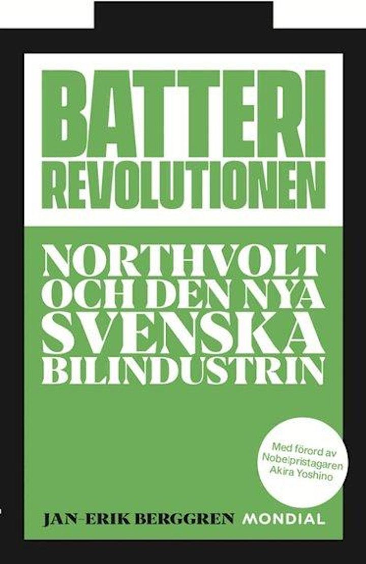 Warp News Show: Northvolt och den svenska batterirevolution image