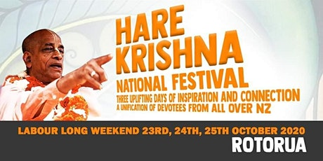 Hare Krishna National Festival 2020 tickets