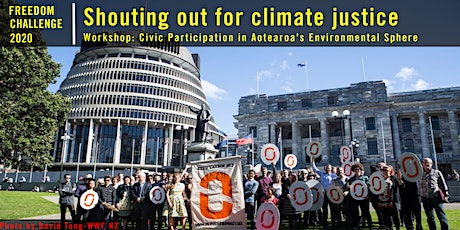 Freedom Challenge: Civic Participation in Aotearoa's environmental space tickets