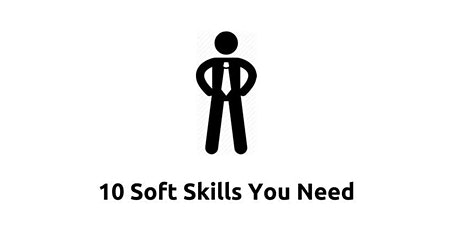 10 Soft Skills You Need 1 Day Training in Brno tickets