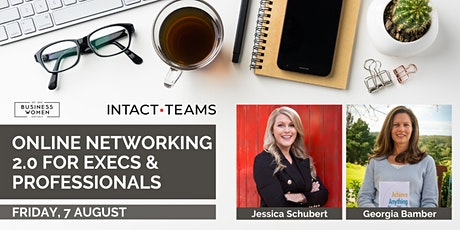 Online Networking 2.0 for Execs & Professionals tickets