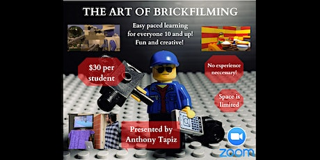 The Art of Brickfilming tickets