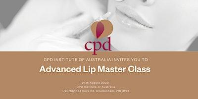 Advanced Lip Master Class