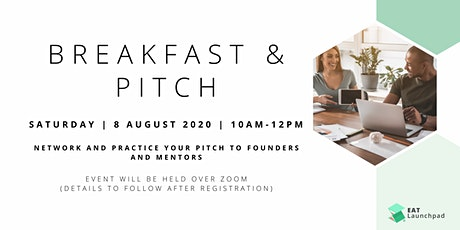 Breakfast and Pitch Tickets