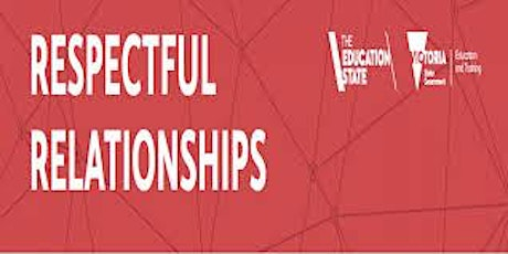 Introduction to Respectful Relationships Session 2 tickets