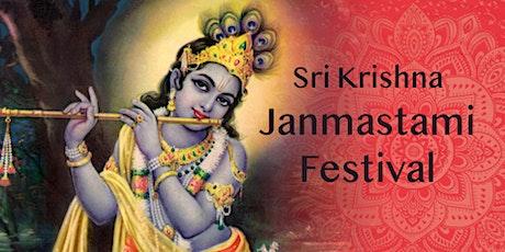 Sri Krishna Janmastami Celebration @ ASMY tickets