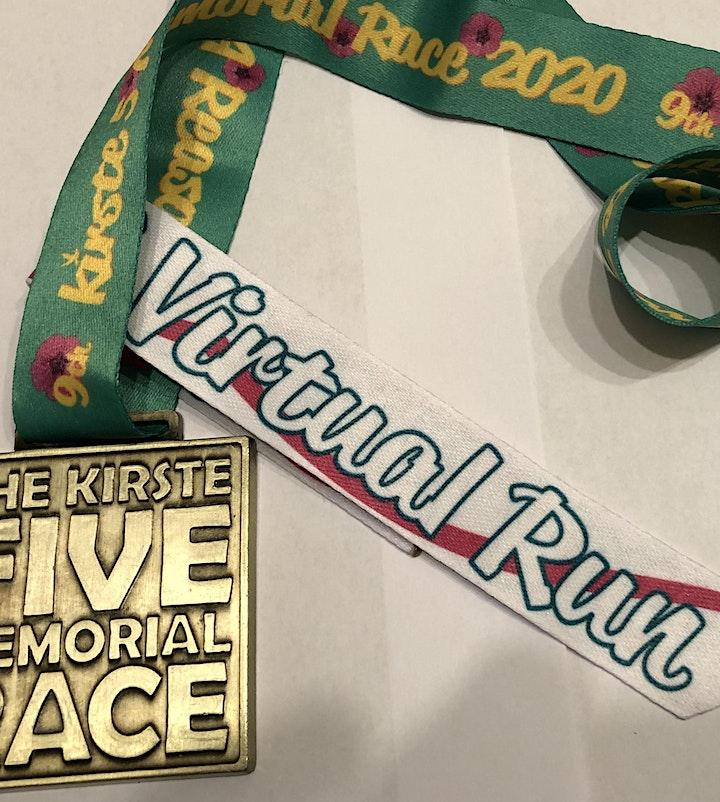 #2 The Kirste 5 Memorial Virtual Race 2020 image