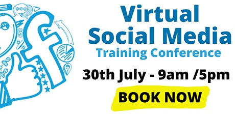 Virtual Social Media Training Conference for SMEs tickets