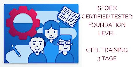 ISTQB® Certified Tester Foundation Level - CTFL Präsenztraining in Bremen Tickets