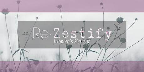 Re-Zestify Women's Retreat tickets