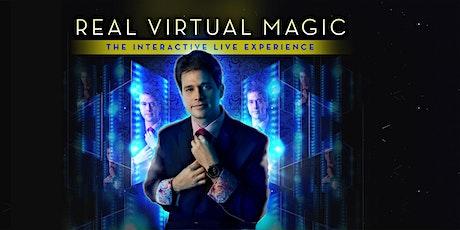Real Virtual Magic entradas