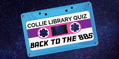Back to the 80s Quiz Night tickets