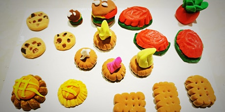 Miniature Clay Workshop - Local Snacks Tray tickets