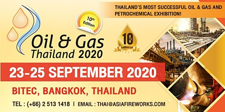 Oil & Gas Thailand (OGET) 2020 tickets