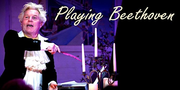 Playing Beethoven image