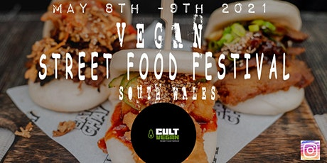 Cult Vegan Street Food & Drink Festival tickets