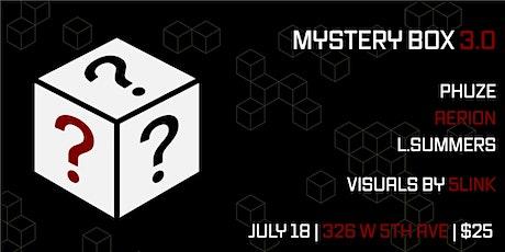 Mystery Box 3.0 tickets