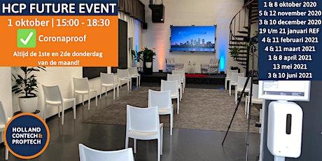HCP Future event (Toekomst van wonen en kantoren) tickets